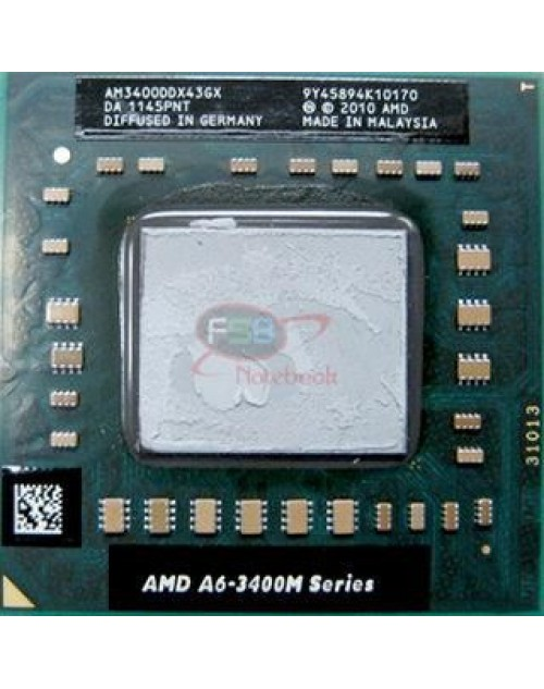 AMD A6-Series A6-3400M - AM3400DDX43GX   NOTEBOO