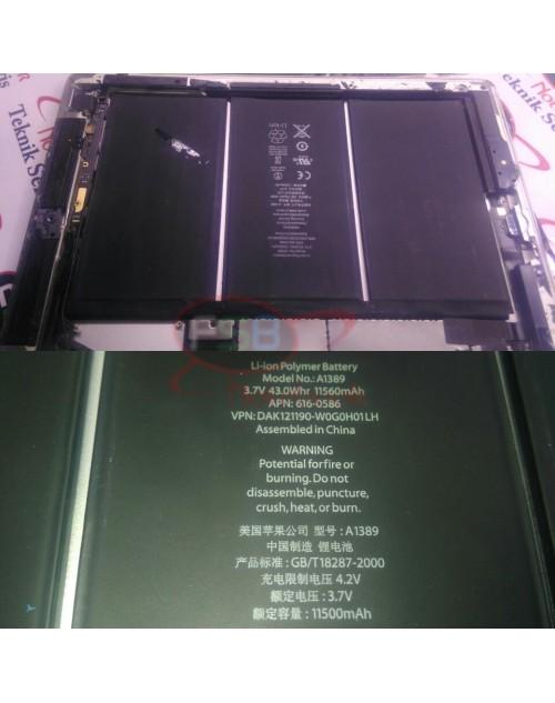 Apple Ipad 4 A1460 Orjinal Batarya