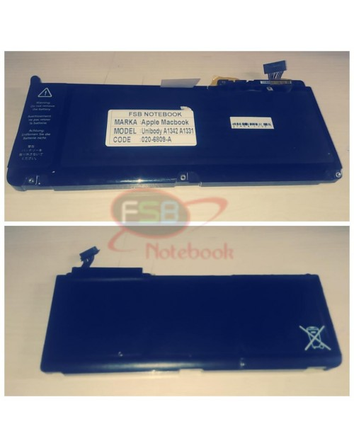 Apple Macbook Unibody A1331 A1342 020-6809-A 2. el Batarya