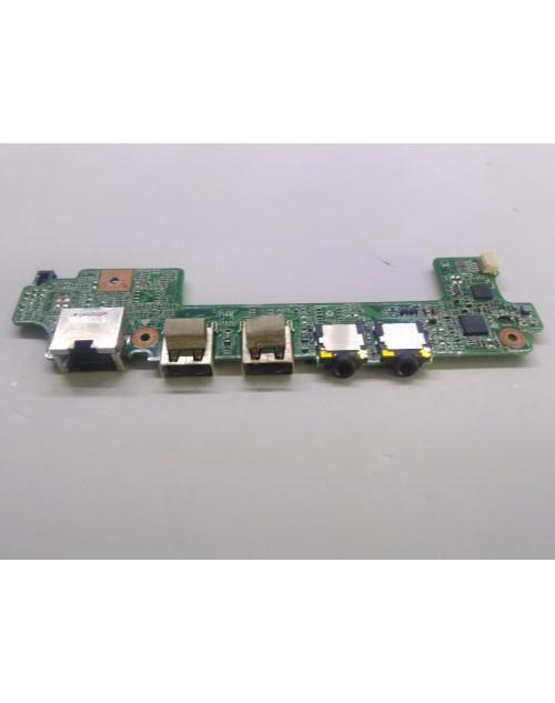 Asus Eee PC 1215N USB ve Ses Soketi