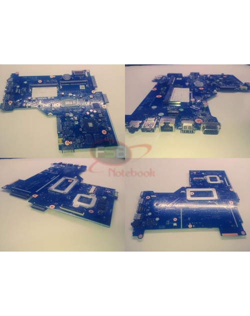 HP 15-R LA-A992P Intel Core i7-4510U Anakart