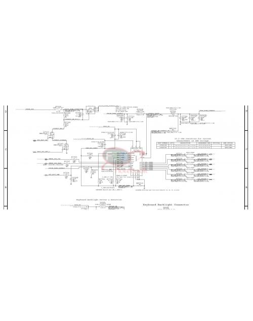 A1286 EMC NO 2353 1. NESİL İ5 HM55  820-2850-A DATASHEET PDF DOSYASI