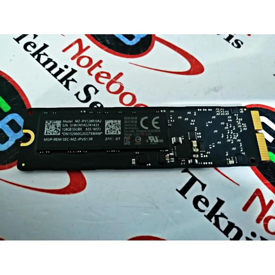 MacBook Air A1466 128GB SSUBX M.2 MZ-JPV128R/0A2 SAMSUNG SSD Disk