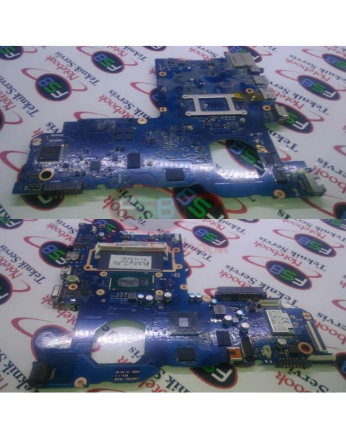 Samsung NP270E5J LAMPARD-15HSW 4. Nesil i3 CPU Anakart