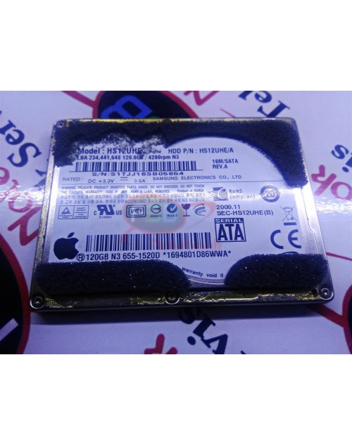 Samsung Spinpoint N3B 120GB Internal 4200RPM HDD