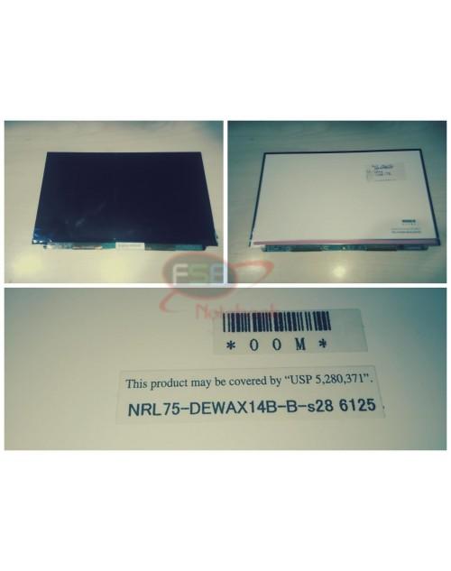 NRL75-DEWAX14B-B LCD Ekran 11.1''