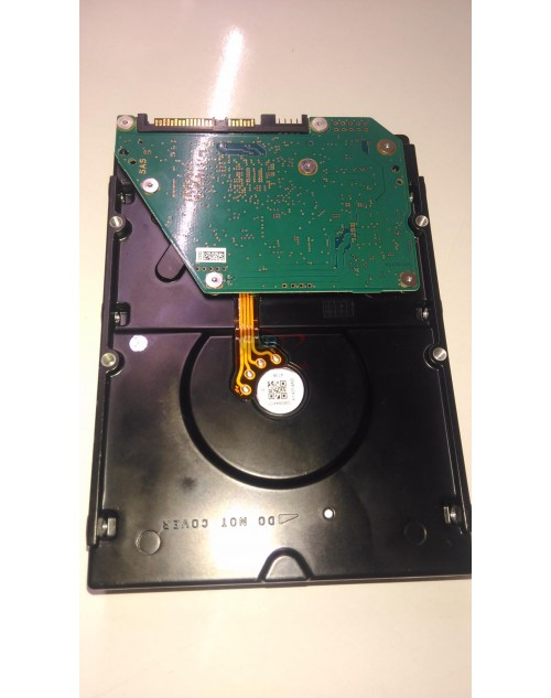 TOSHIBA MG03SCA400 4TB 7200 RPM 64MB HDD