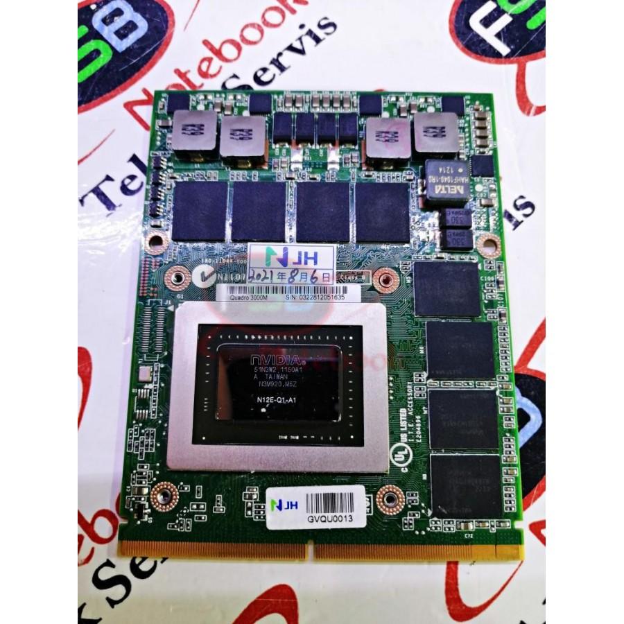 Toshiba Qosmio X870 Nvidia Quadro 3000M 2GB GDDR5 Ekran Kartı